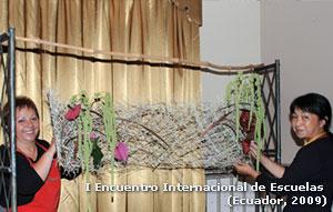 II Encuentro Internacional de Escuelas de Diseño Floral
