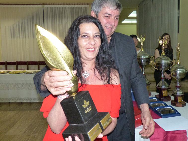 Nora gribaudo gan el ceibo de oro for Vivero el ceibo