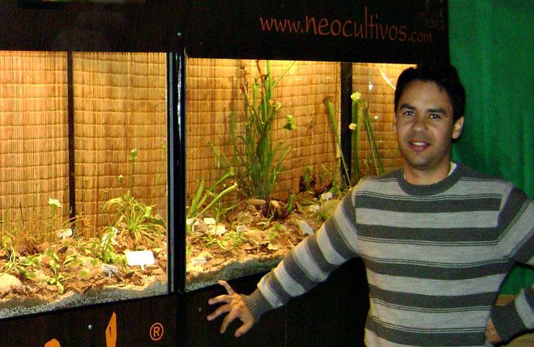 Plantas carn voras for Vivero de plantas exoticas