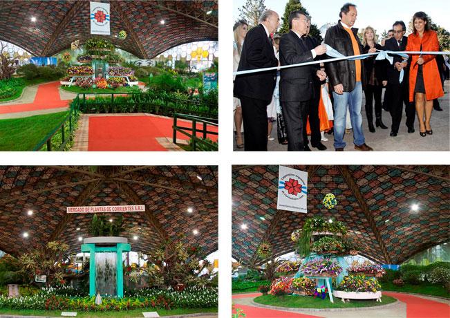 Fiesta nacional de la flor for Viveros en escobar