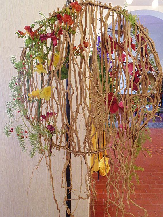 Encuentro nacional de floristas for Gramineas ornamentales vivero